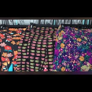 Lularoe TC Leggings lot of 7 pairs